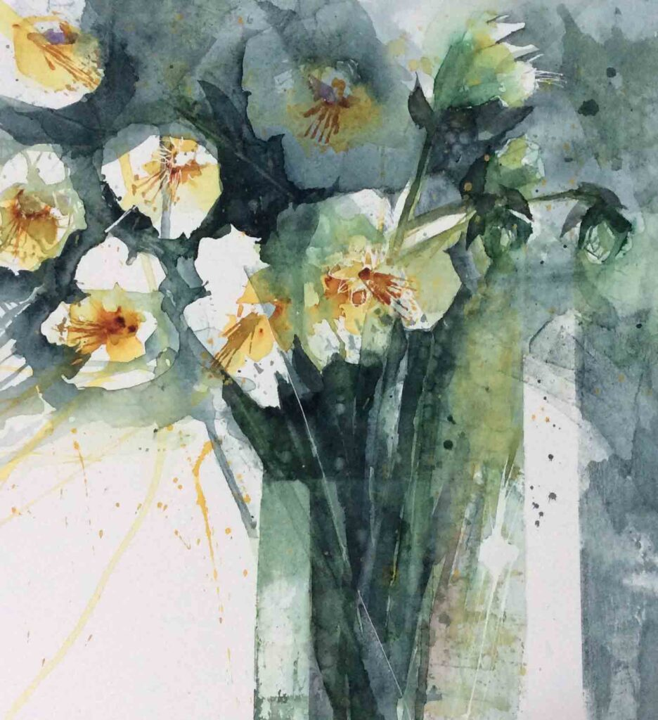 Hellebores-by-Carol-Whitehouse