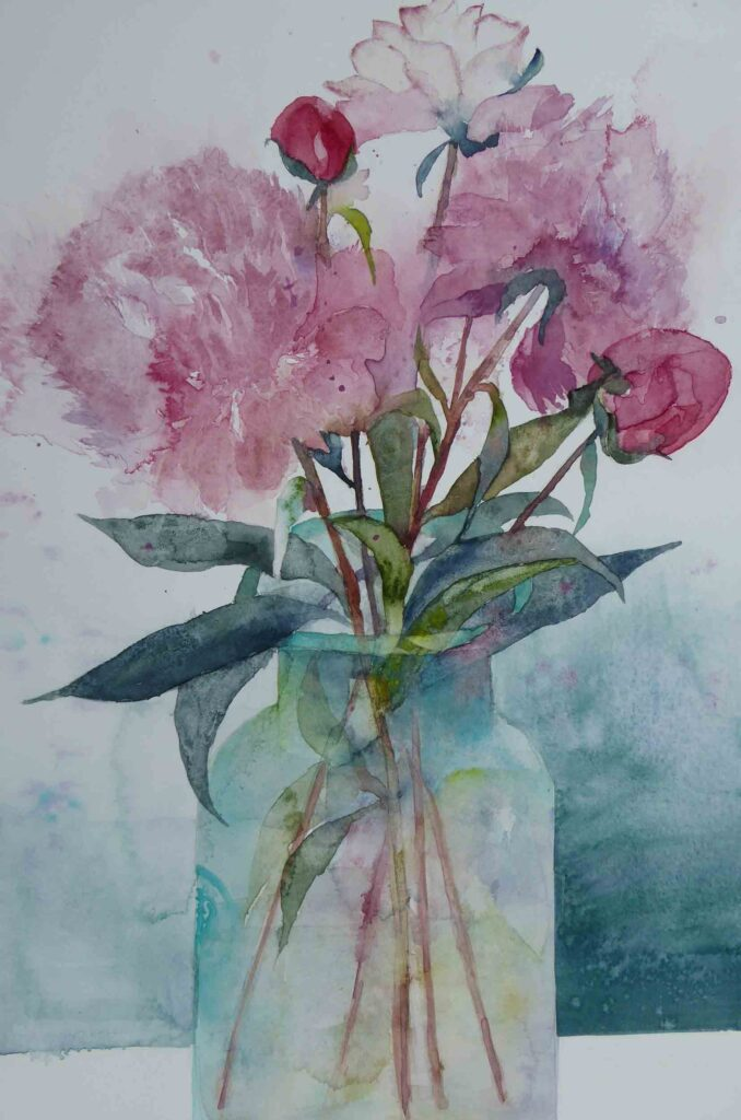 Peonies--by-Carol-Whitehouse--SOLD