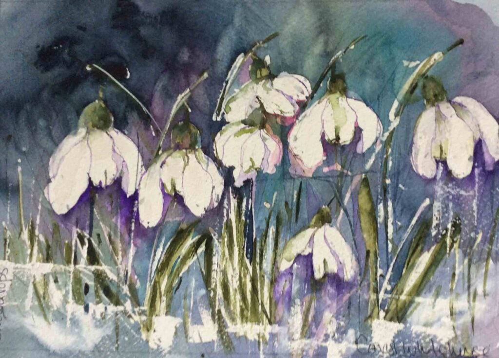 Snowdrops-by-Carol-Whitehouse---SOLD