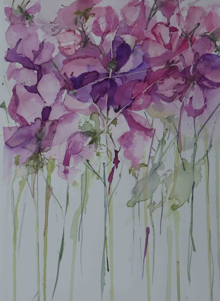 Sweet-Peas-by-Carol-Whitehouse