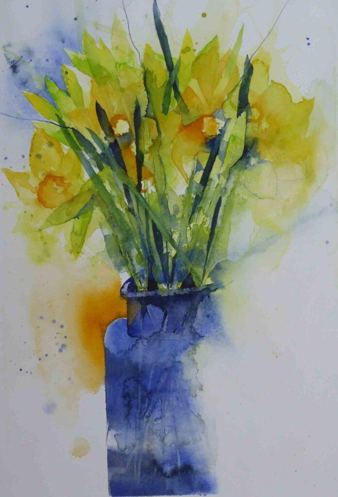 Vase-of-Sunshine-by-Carol-Whitehouse